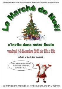 Le Marché de Noël dans notre école le 14/12/2012 dans Calendrier affiche_marche_noel_2012-211x300