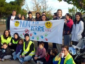 Manifestation contre la réforme (13/11/13) : grâce à vous une action réussie! dans APEL manif01-300x225